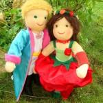 Kisherceg és Rózsalány