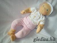 babywearing demo doll